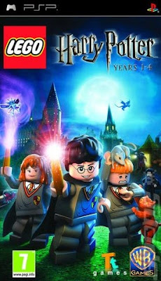 Lego Harry Potter Years 1-4 PSP Highly Compressed Iso