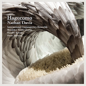 Nathan Davis - Hagoromo - New Focus Recordings