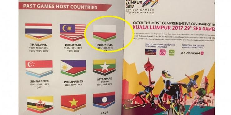 Menpora Malaysia Akan Bertemu Imam Nahrawi Untuk Bahas Soal Bendera Merah Putih Terbalik