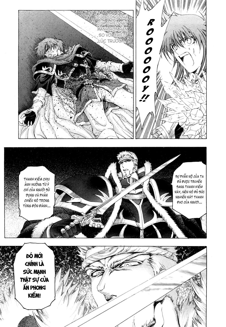 Fire Emblem - Hasha no Tsurugi chap 039 trang 23