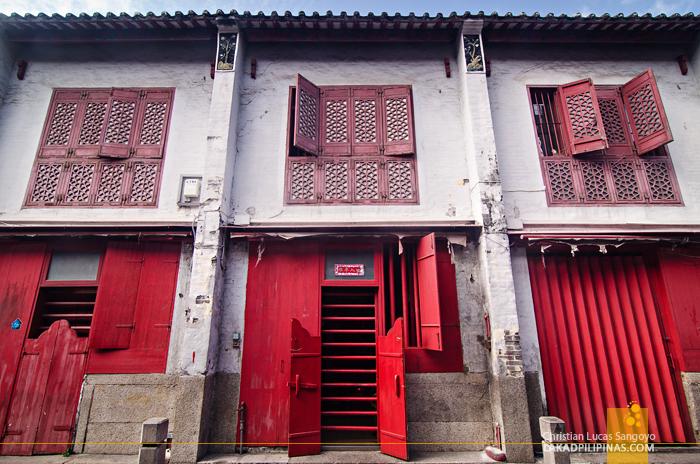 Rua da Felicidade Macau