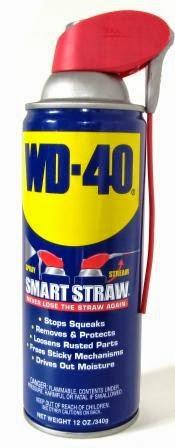 Pembersih karat WD-40