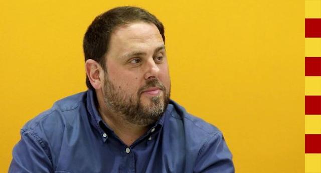 La Fiscalía pide 25 años de cárcel para Oriol Junqueras por rebelión