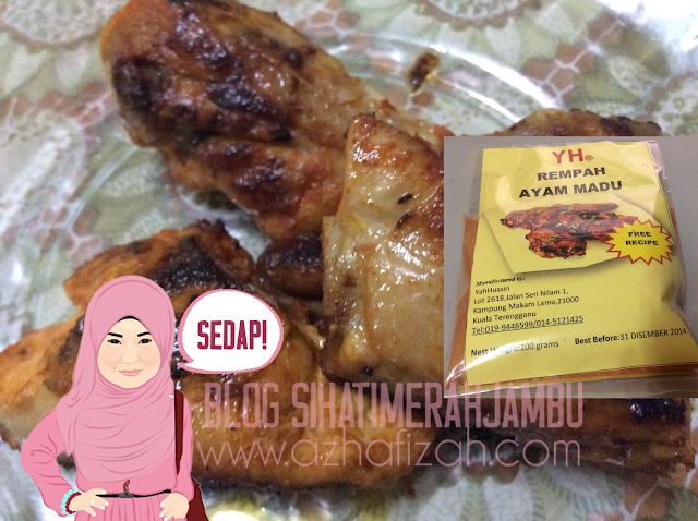 Resepi Ayam Bakar Sedap dan Mudah