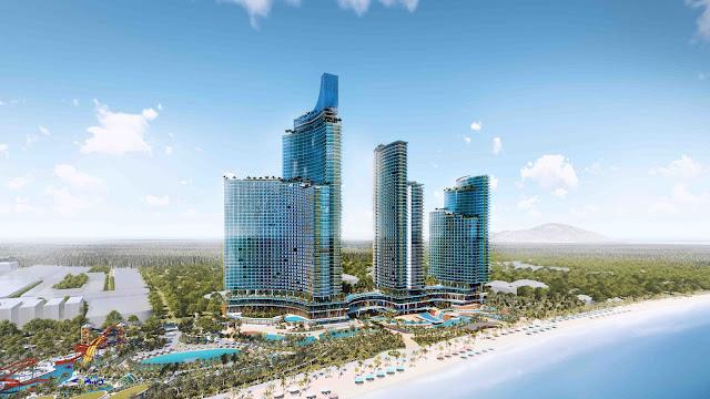 dự án căn hộ sunbay park hotel ninh thuận hotline 0896356386