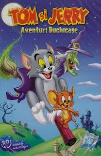 Tom si Jerry Aventuri Buclucase Desene Animate Dublate In Romna