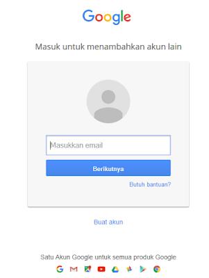 Cara Membuka Banyak Akun (Multiple) Gmail Dalam 1 Browser1