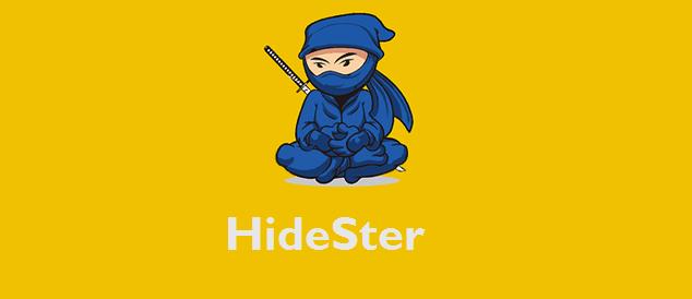 HideSter