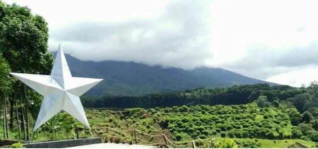 Rute dan jalan wisata puncak kejora wlingi blitar, surganya selfie diatas ketinggian