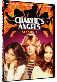 DVD Review - Charlie's Angels: Season One