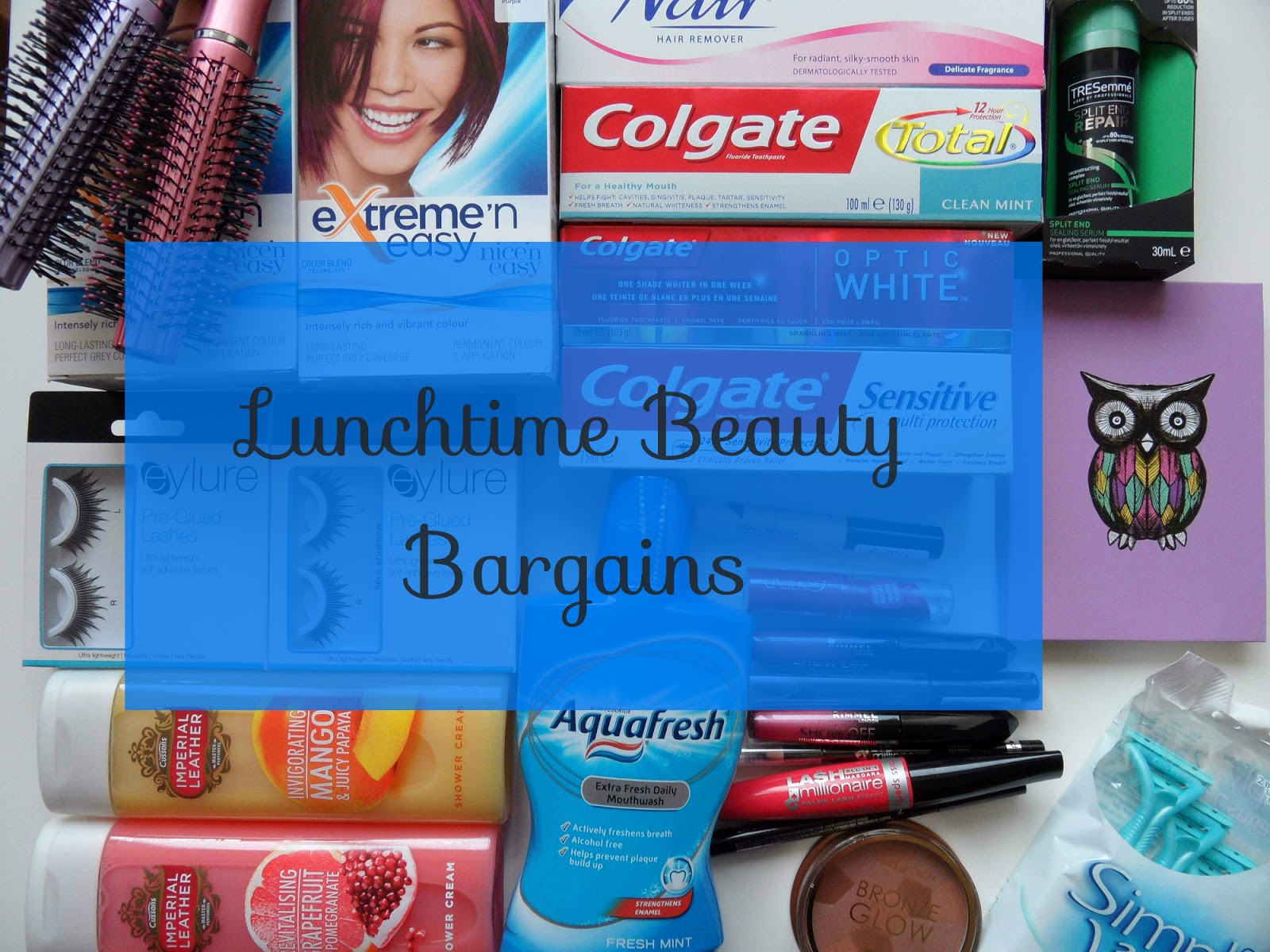 Lunchtime Bargains EyelinerFlicks