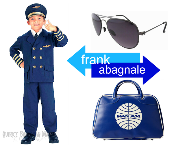 Frank Abagnale Halloween Costume