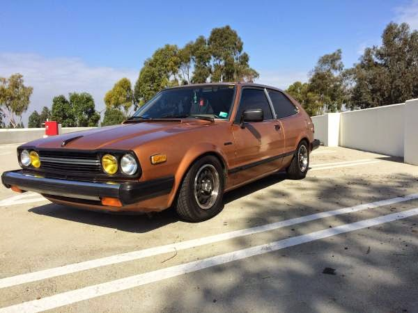Classic Hatchback, 1980 Honda Accord LX | Auto Restorationice