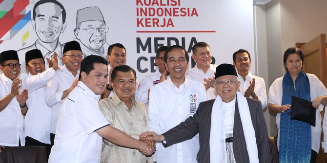Semakin Percaya Diri Kader PD-PAN Ingin Mendukung Jokowi
