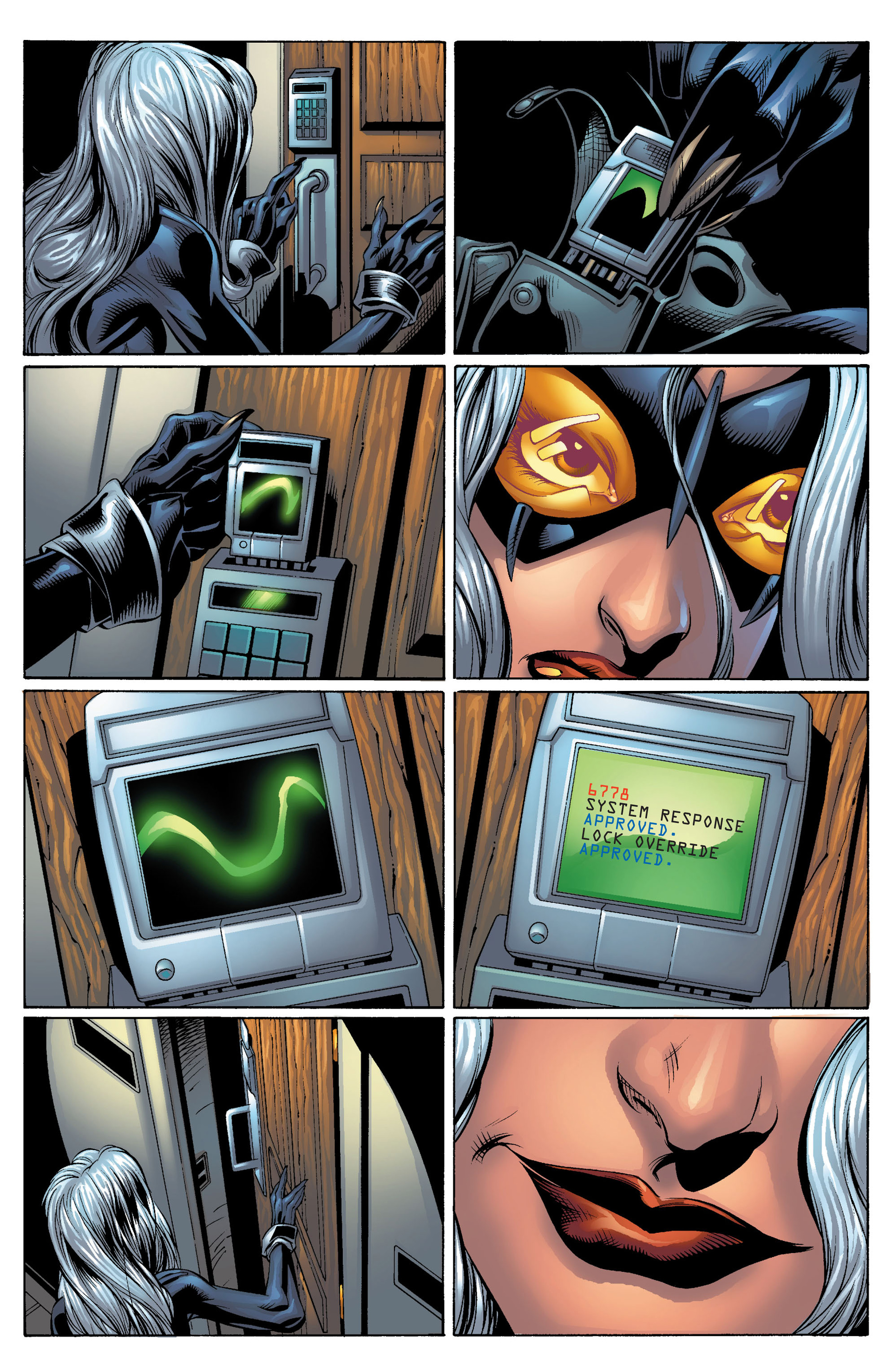 Read online Ultimate Spider-Man (2000) comic -  Issue #50 - 10