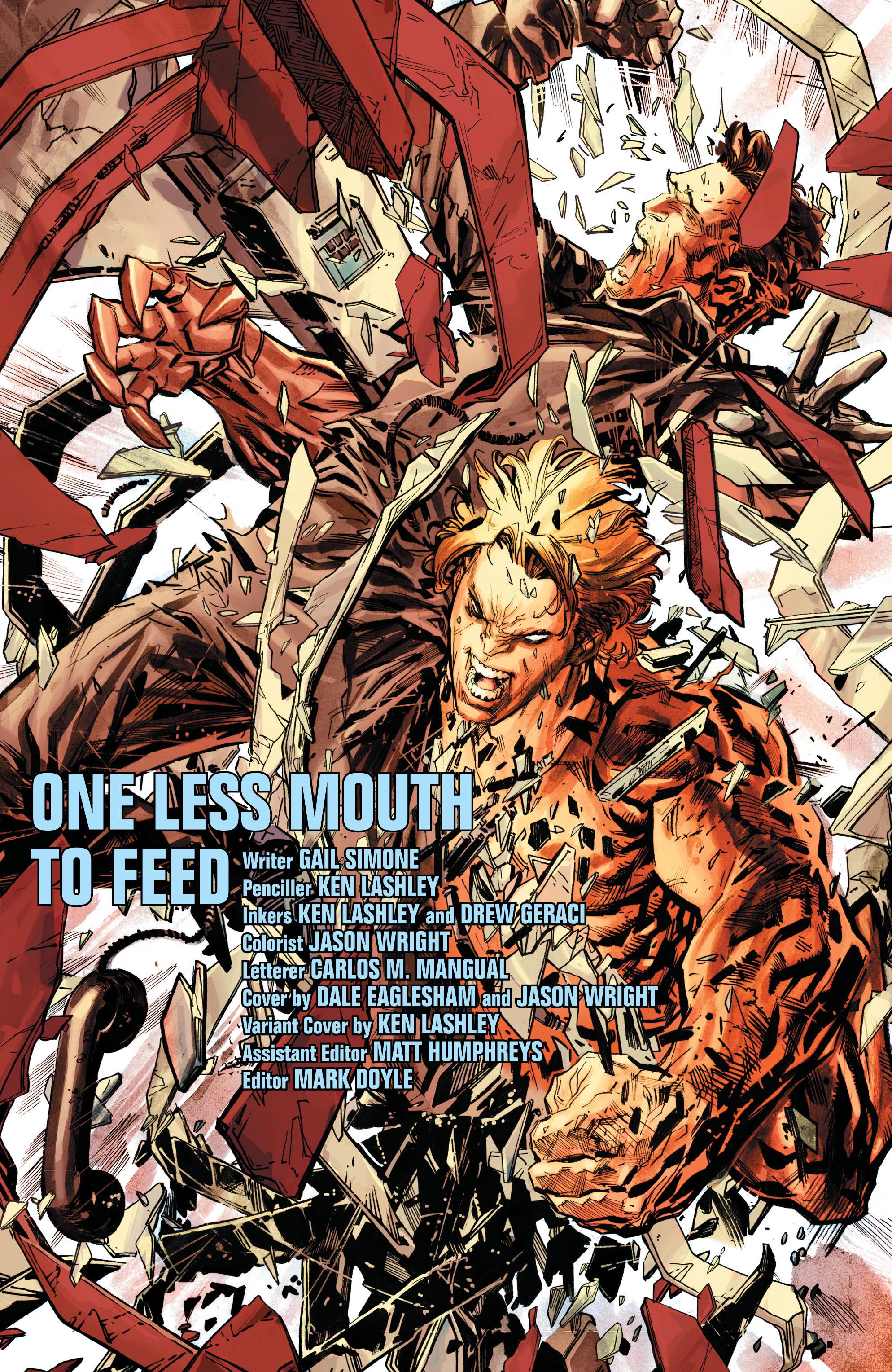 Read online Secret Six (2015) comic -  Issue #1 - 7
