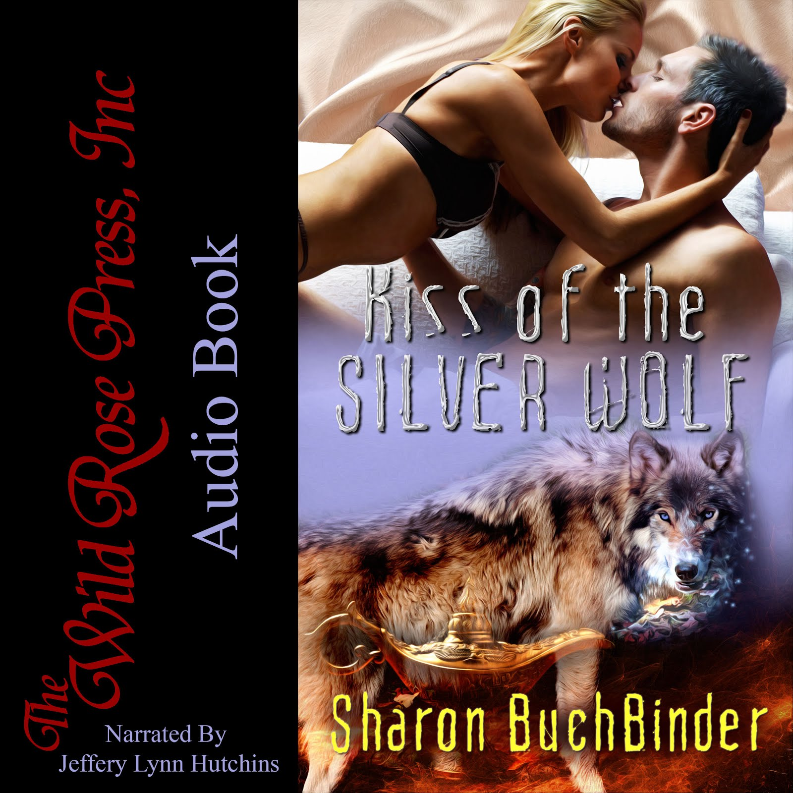 Kiss of the Silver Wolf Audiobook