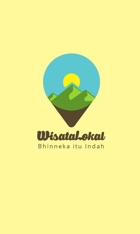 Aplikasi wisata lokal