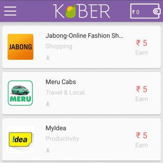 kuber app