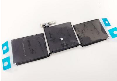 11.4V/4781mAh A1713 batterij voor Apple A1708 Pro 13 MLL42CH/A MLUQ2CH/A