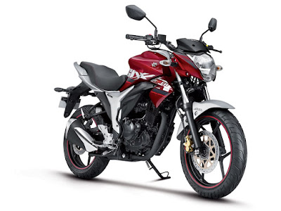 best bikes in India 150cc, suzuki gixxer