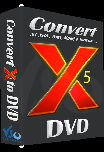 VSO ConvertXtoDVD v5 Español Full