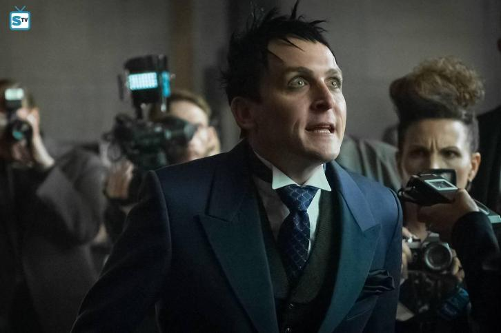 Gotham - Episode 3.01 - Better to Reign in Hell… - Sneak Peeks, Promotional Photos & Press Release