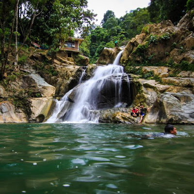 Suhom Waterfall, Aceh4