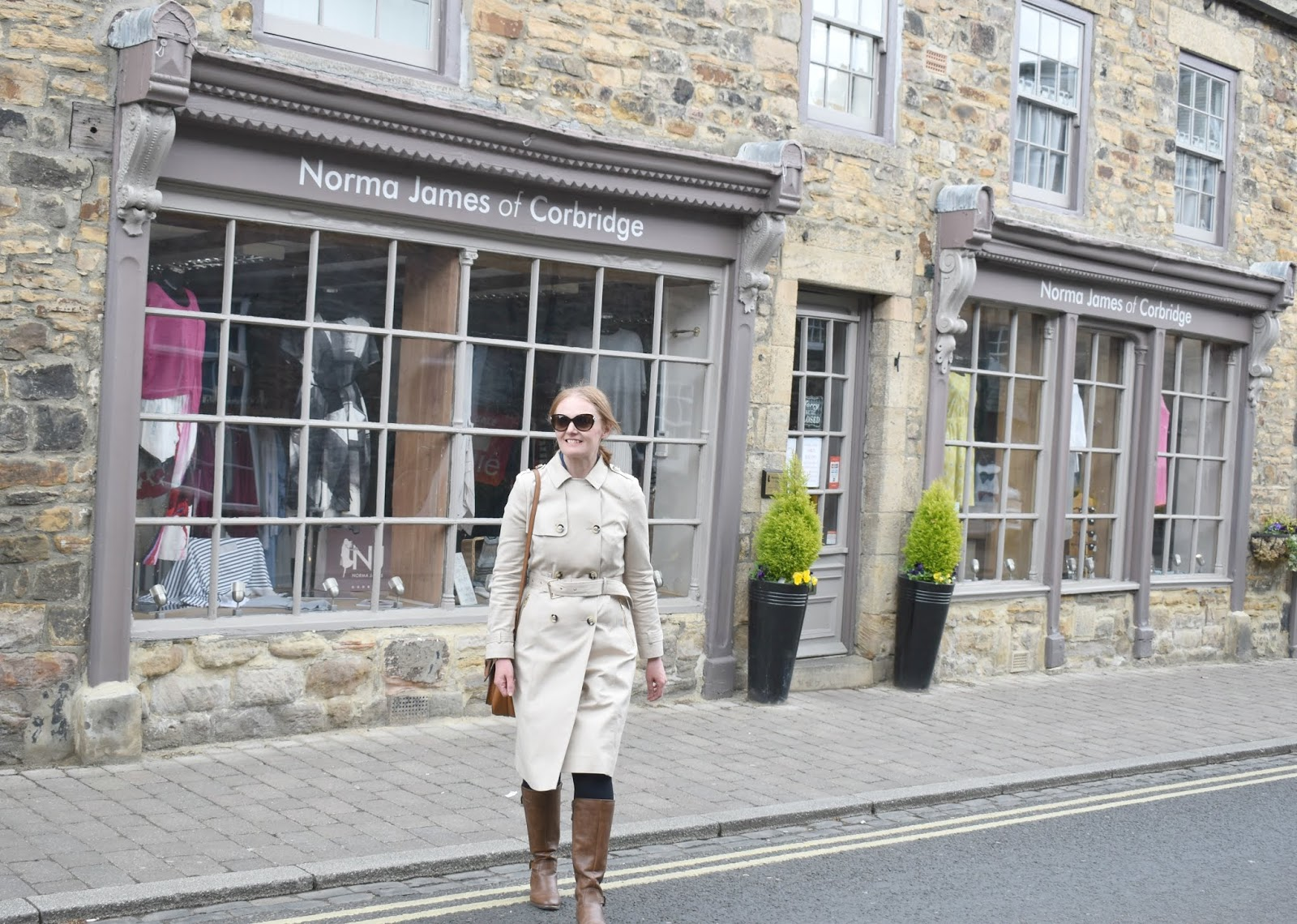 Day Trip to Corbridge - Shopping