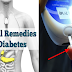 Say Goodbye To Diabetes: Super Powerful Home Remedies For Diabetes