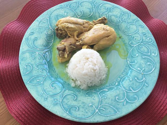 Receta de Pollo a la Mostaza