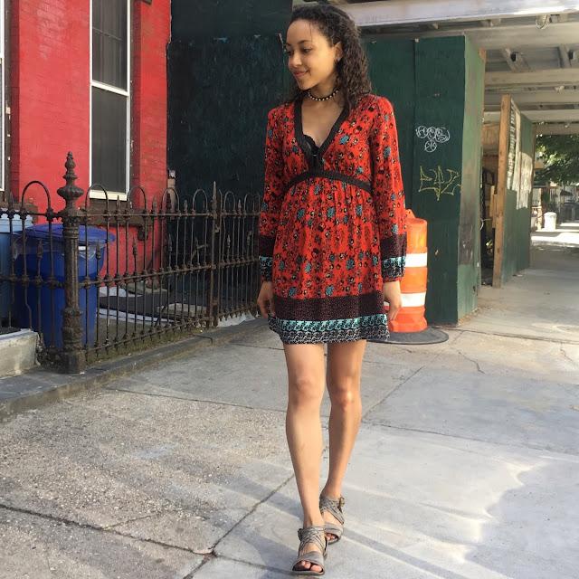 Mixed Girl Fashion
