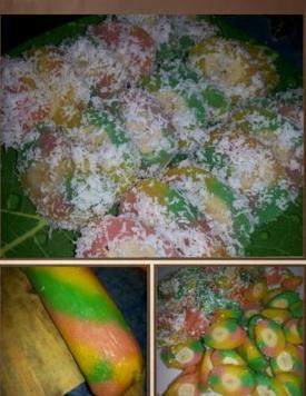 kue putri noong