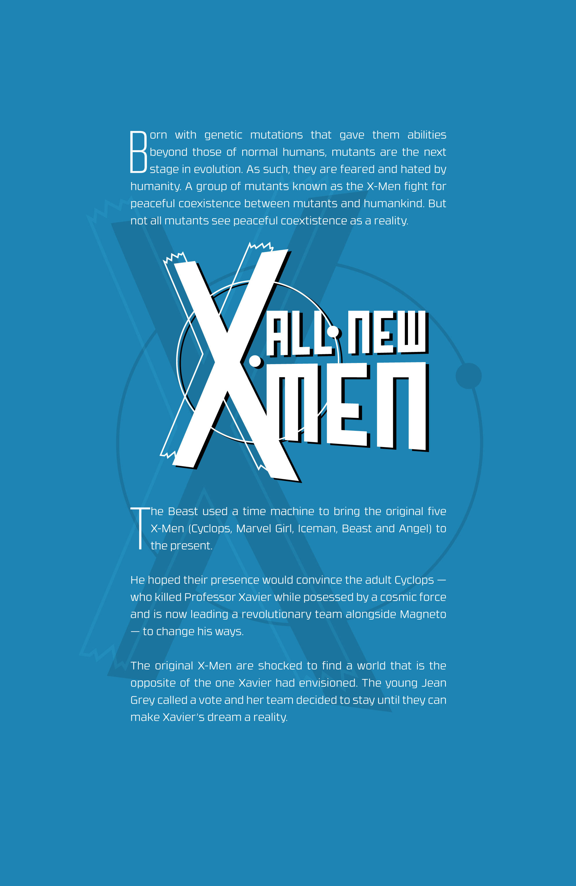Read online All-New X-Men (2013) comic -  Issue # _Special - Here To Stay - 111