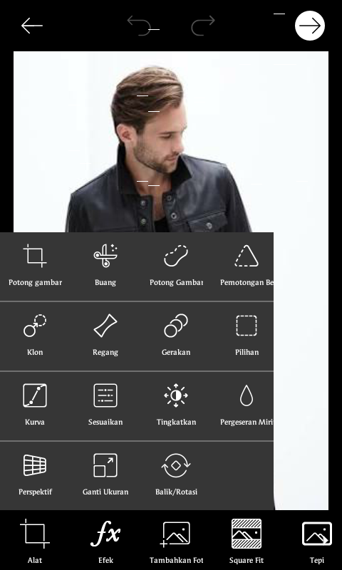 Proses Memotong Sebagian Dari Image Menggunakan : proses, memotong, sebagian, image, menggunakan, Memotong, Gambar, Dengan, Picsart, Panduan, Tempat, Belajar, Android