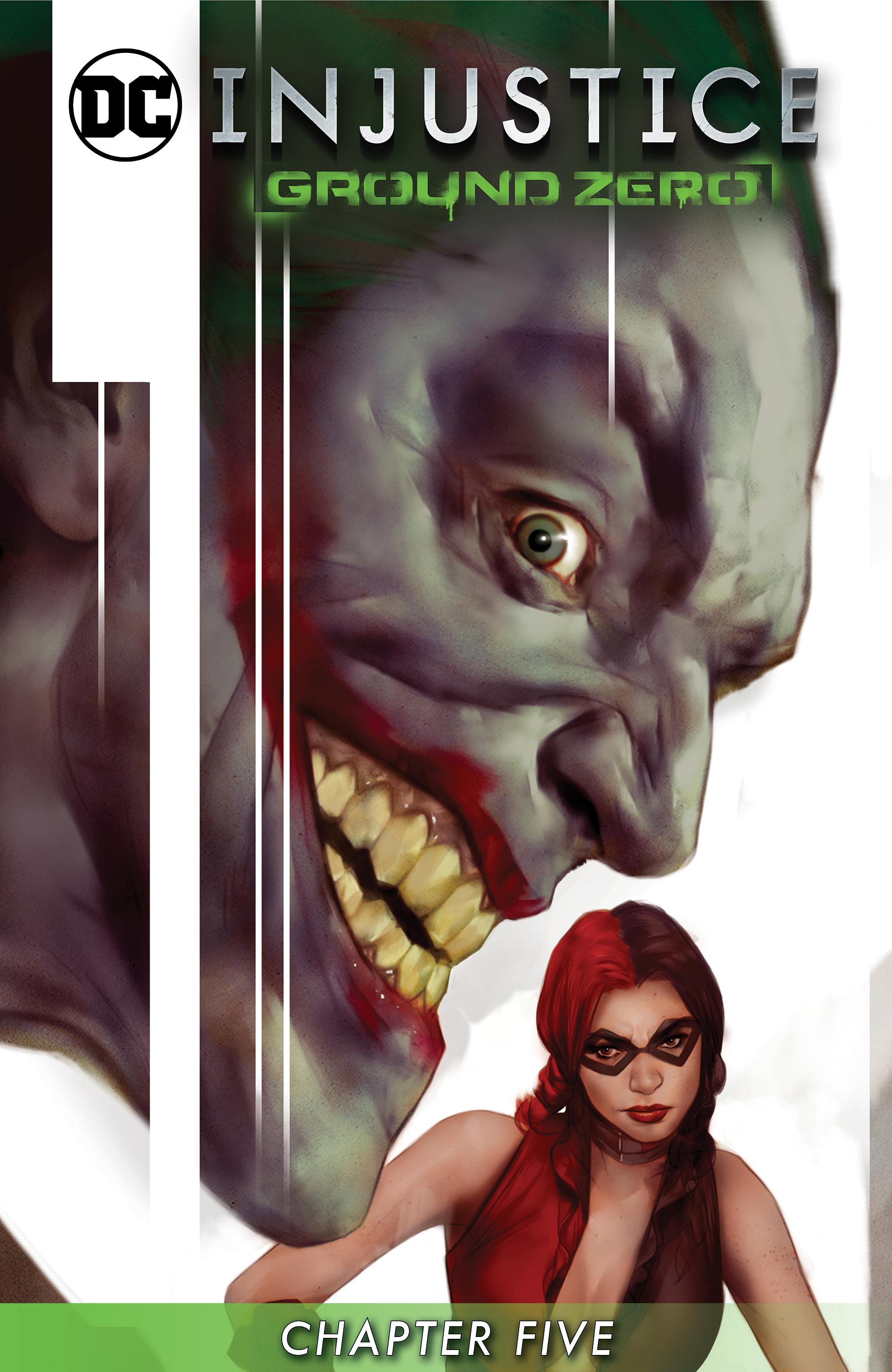 Read online Injustice: Ground Zero comic -  Issue #5 - 2
