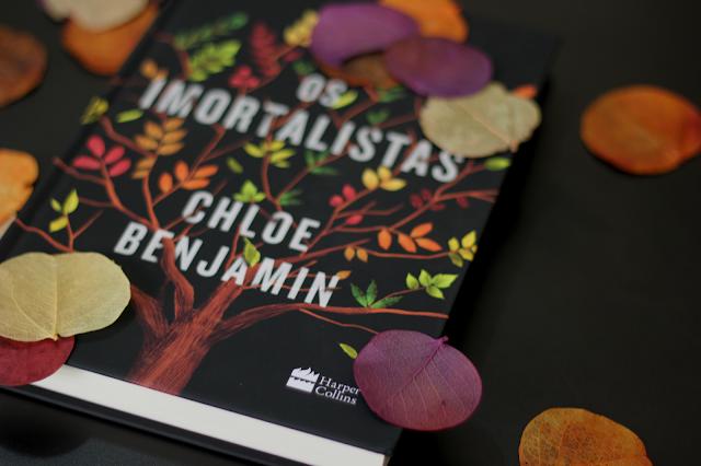 [Resenha] Os Imortalistas - Chloe Benjamin