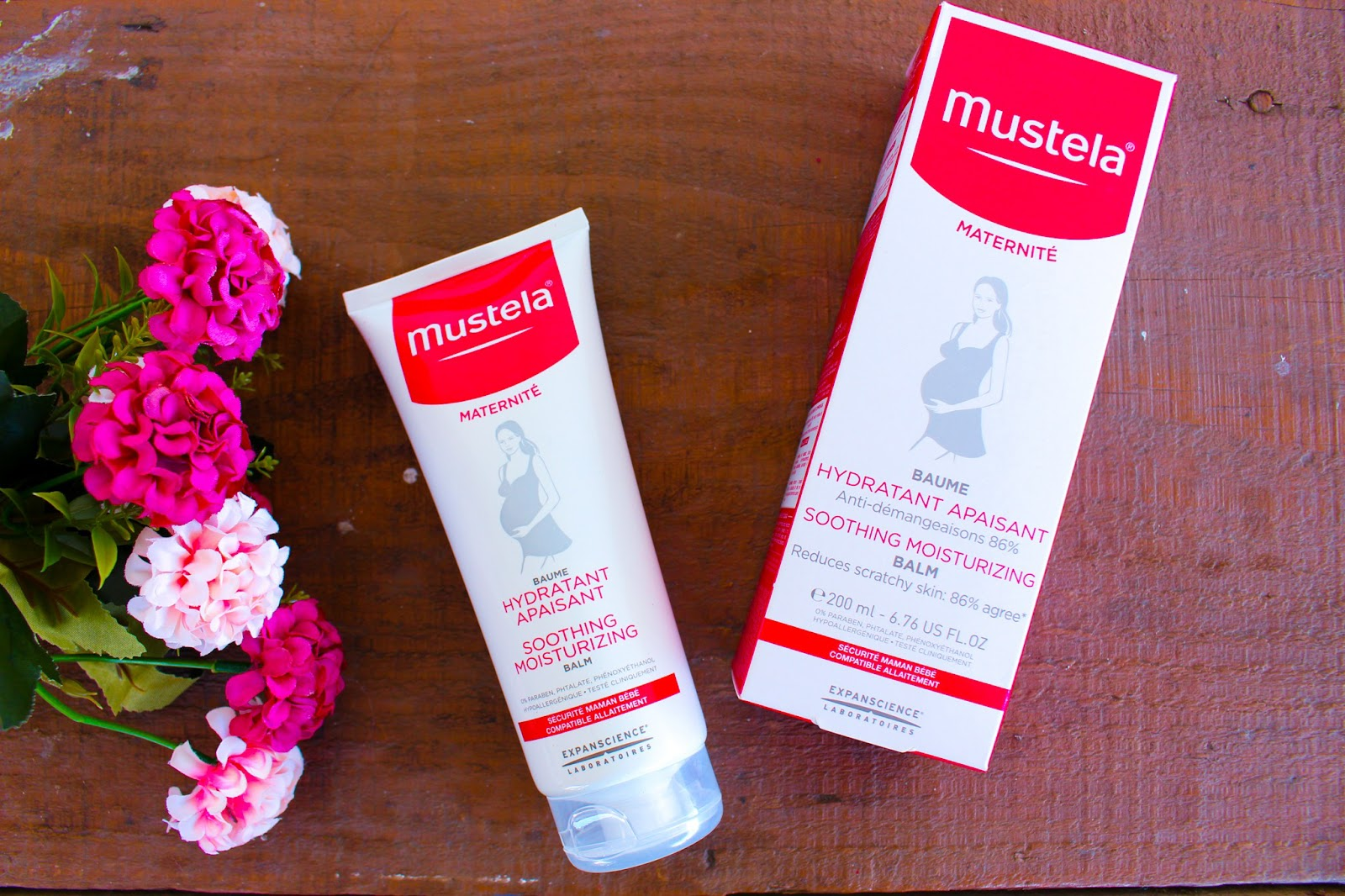 Resenha: Mustela Maternité Balsamo Hidratante