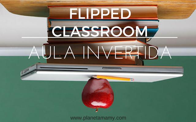 Flipped classroom - aula invertida