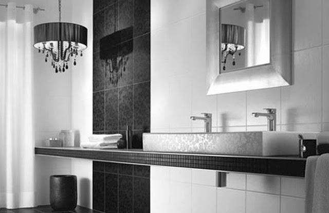 How to Design Black Bathroom Accessories