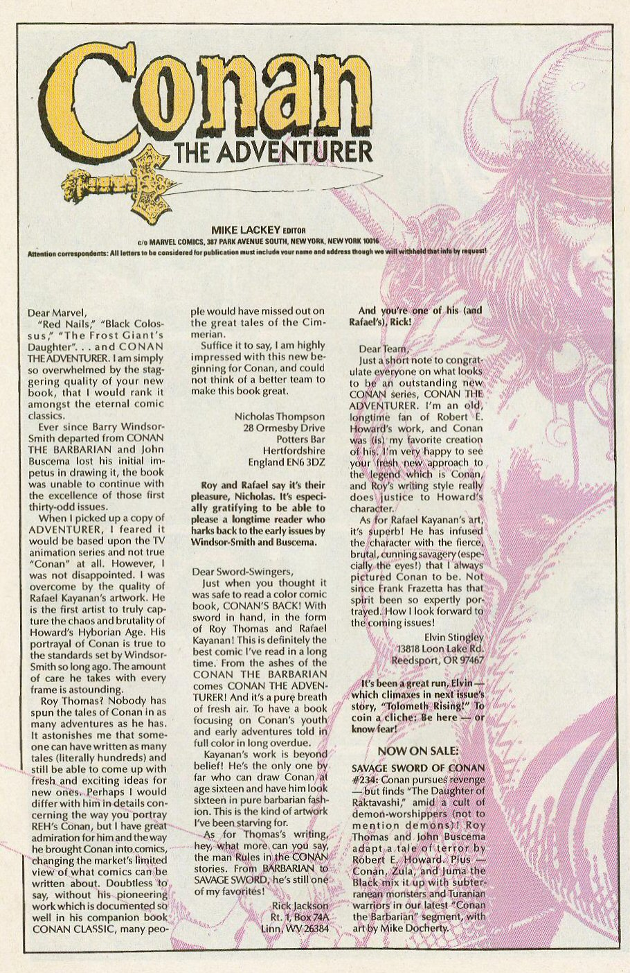 Read online Conan the Adventurer comic -  Issue #13 - 26