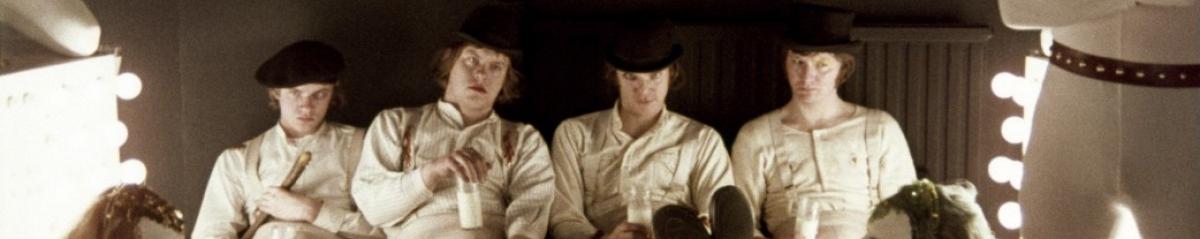 A venir: Orange Mécanique de Stanley Kubrick