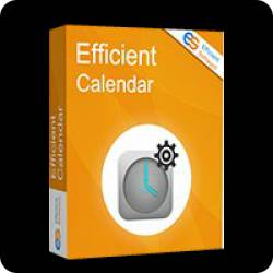 تحميل Efficient Calendar 5.22 مجانا لجدولة اعمالك والمواعيد مع كود التفعيل