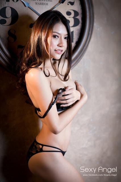 Hot girls Thai porn model Nirada Guernongkun