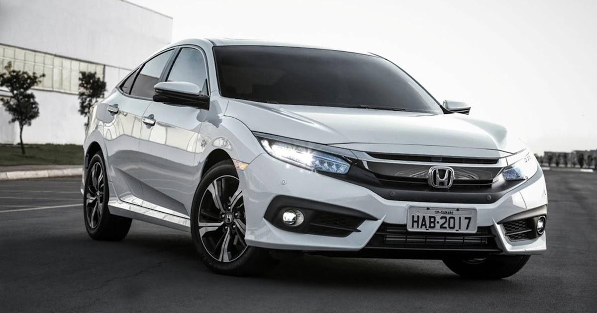 Honda Civic 2017: lucro da concessionária é de R$ 20 mil