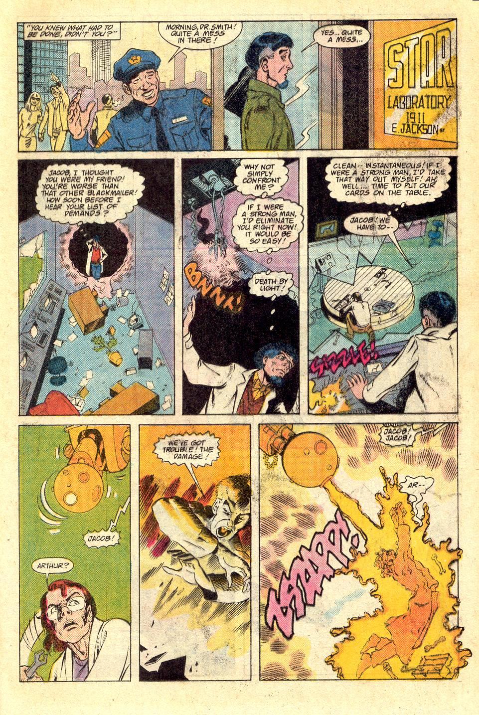 Read online Secret Origins (1986) comic -  Issue #37 - 33