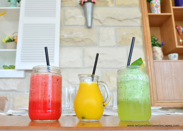juices at Enab Beirut Dubai