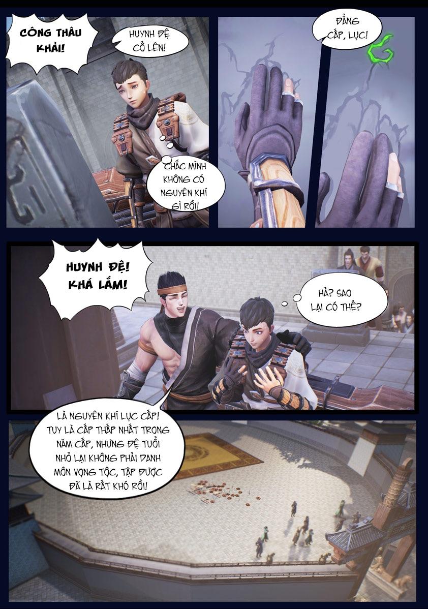 Thủ Mộ Bút Ký - Chapter 31: Tín vật 1 - Pic 7