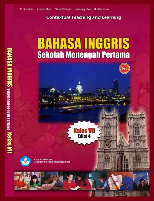 Download Buku Siswa Ktsp Smp Dan Mts Kelas 7 Bahasa Inggris Operator Sekolah