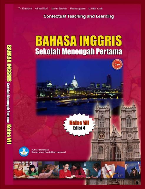 Download Buku Siswa KTSP SMP dan MTs Kelas 7 Bahasa Inggris